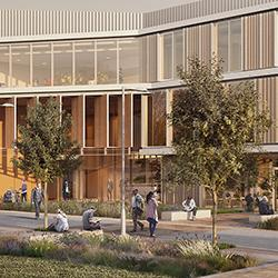 Read more at: Planning approval for Shared Facilities Hub